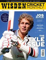 Wisden Cricket Monthly issue July 2018