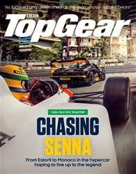 Top Gear issue Aug-18
