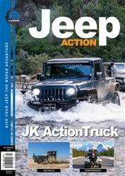 Jeep Action issue July August 2018