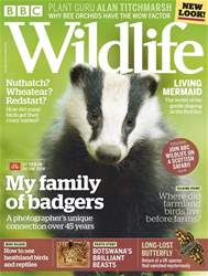 BBC Wildlife Magazine issue July 2018