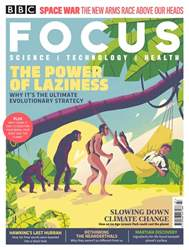 BBC Focus Magazine issue Summer 2018