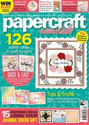 Papercraft Essentials issue Issue 162