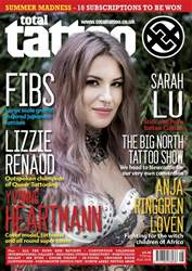 Total Tattoo issue Jul-2018