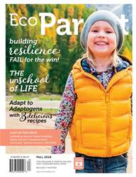 Ecoparent Magazine issue FALL 2018