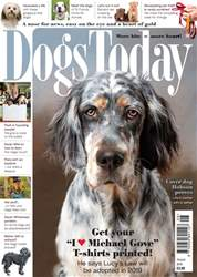 Dogs Today Magazine issue August 2018
