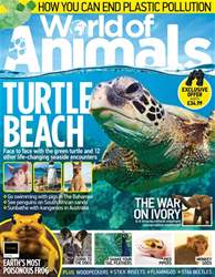 World of Animals Magazine Cover