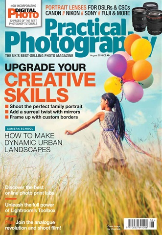 Practical Photography issue August 2018