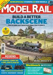 Model Rail issue August 2018