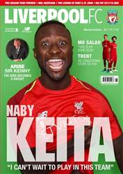Liverpool FC Magazine issue Aug-18