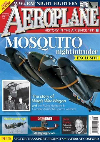Aeroplane issue   August 2018