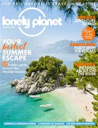 Lonely Planet Traveller (UK) issue August 2018