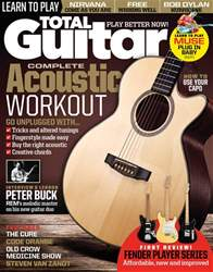 Total Guitar issue August 2018