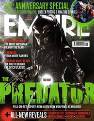 Empire issue August 2018