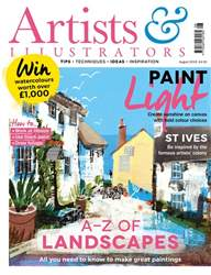 Artists & Illustrators issue August 2018