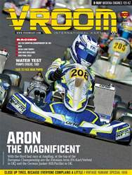 Vroom International issue n. 205 July 2018
