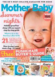 Mother & Baby issue August 2018