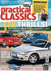 Practical Classics issue August 2018