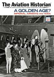 The Aviation Historian Magazine issue Issue 24