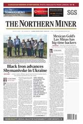The Northern Miner issue Vol. 104 No. 14