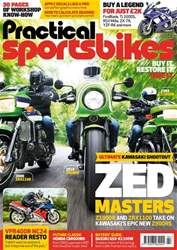 Practical Sportsbikes issue August 2018