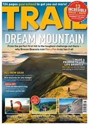 Trail issue August 2018