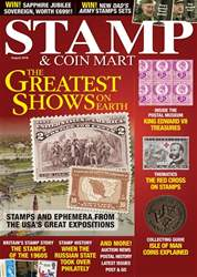 Stamp & Coin Mart issue August 2018