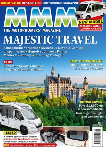 MMM magazine issue Majestic Travel issue - August 2018