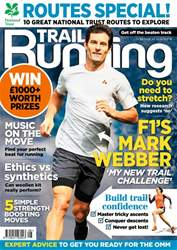 Trail Running issue Aug/Sep 2018