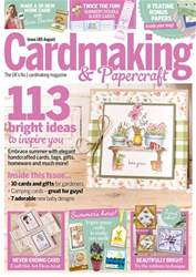 Cardmaking & Papercraft issue August 2018