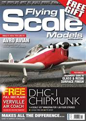 Flying Scale Models issue August 2018