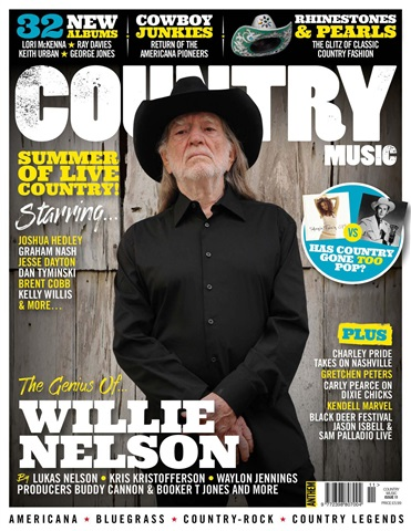 Country Music issue Aug/Sep 18