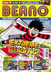 The Beano issue 14th July 2018