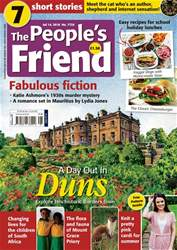 The People's Friend issue 14/07/2018