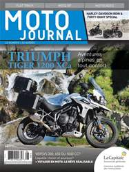 Moto Journal issue Août 2018