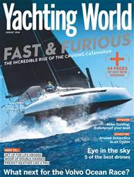 Yachting World issue August 2018