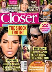 Closer issue 14th July 2018