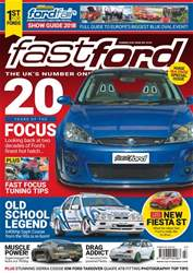 Fast Ford issue Summer 2018