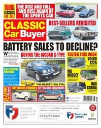 Classic Car Buyer issue 11th July 2018
