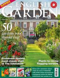 The English Garden issue August 2018