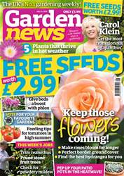 Garden News issue 14th July 2018