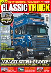 Classic Truck issue August 2018