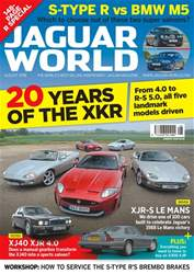 Jaguar World issue August 2018