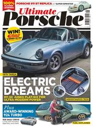 Ultimate Porsche issue August 2018
