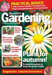 Amateur Gardening issue 21st July 2018