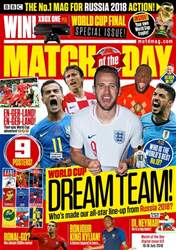 Match of the Day issue Issue 513