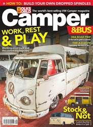 VW Camper issue August 2018