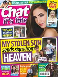 Chat Its Fate issue August 2018