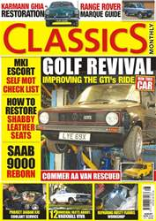 Classics Monthly issue August 2018