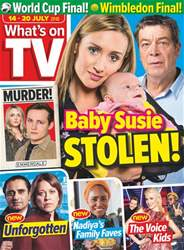 What's on TV issue 14th July 2018