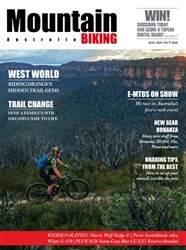 Mountain Biking Australia issue Aug-Sep-Oct 18